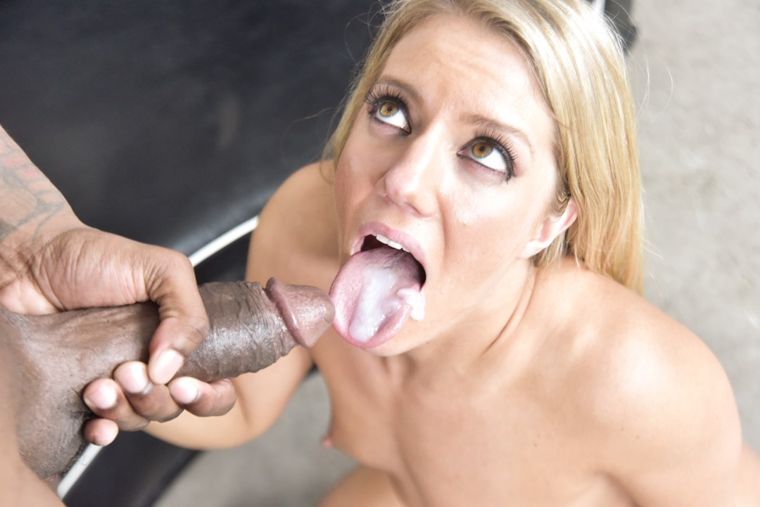 Grey Haired Student Candice Dare Is Ready For All Asshole Facialed 1