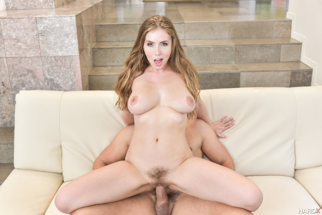 Aj applegate gets fucked by two big cocks 8