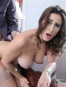 Big tit Ashley Adams fucked from behind