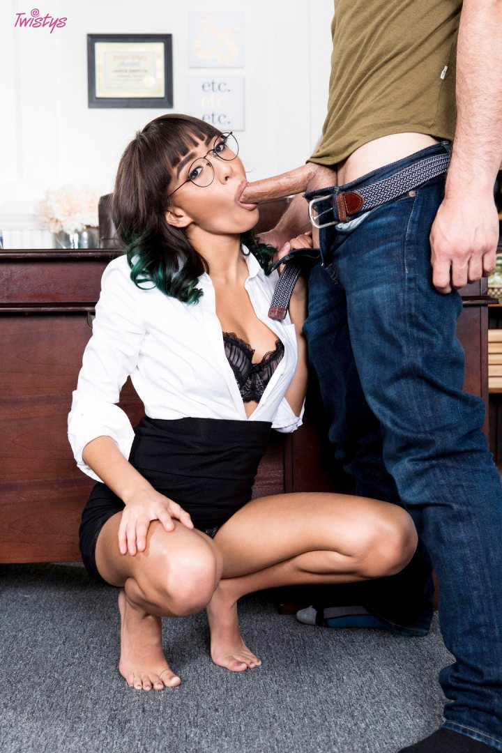 Janice Griffith Anal Creampie